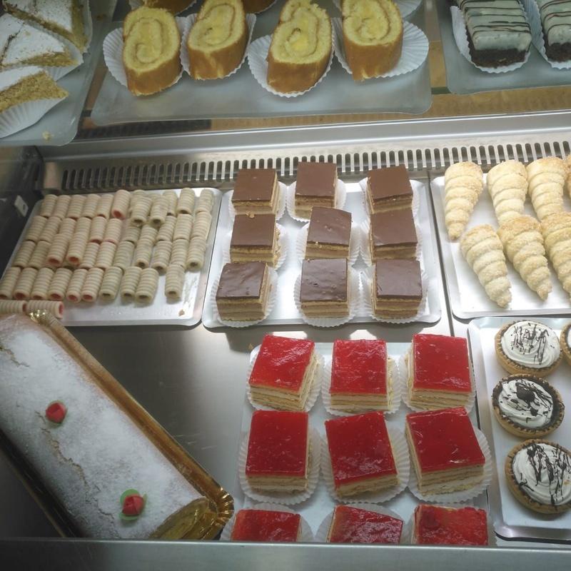 Pastelería y bollería: Productos de Panadería Abad Burela