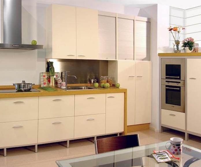 Cocinas de diseño: Catálogo de Dubel's