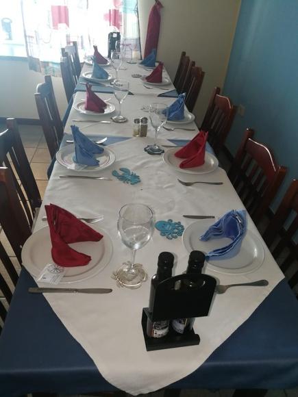 Menús para grupos: Carta de Restaurante Vista Lobos