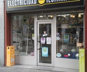 Tienda especializada en iluminación