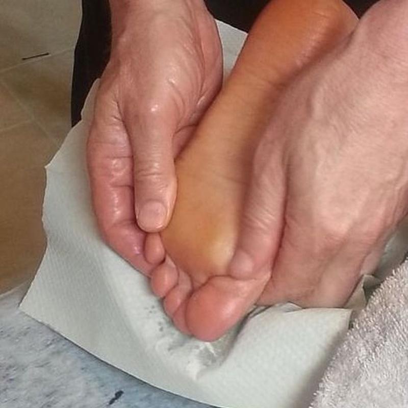 Masaje deportivo: Servicios de Podonet  Podología y Fisioterapia