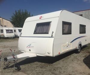 caravana burstner 550 tk