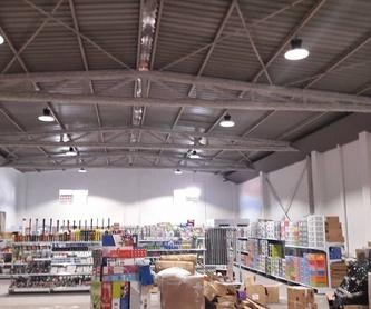 Antenas e instalación T.V.: Servicios de Mantenimiento e Instalaciones Eléctricas DHT