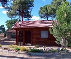 Camping en Segovia