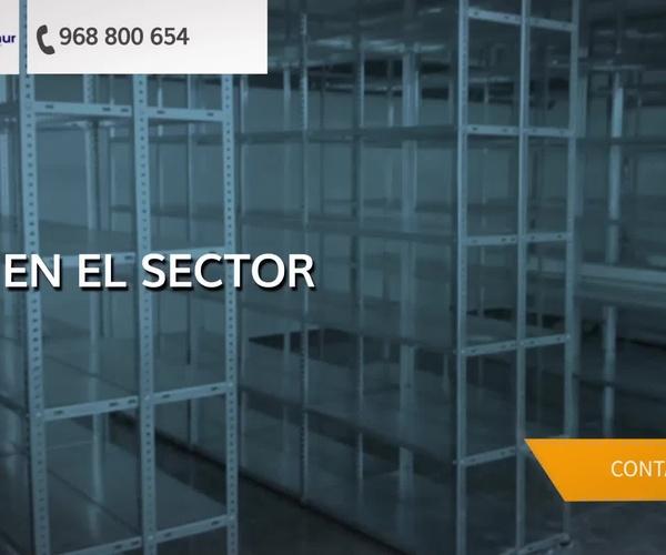 Estanterías metálicas en Murcia | Estanmur