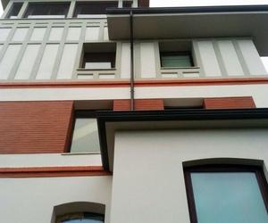 Fachadas de mortero monocapa en Santander