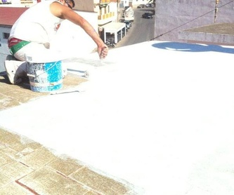 Pinturas para exteriores: Servicios de Pinturas Ortiz