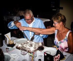 75. Cumpleaños y 50. Aniversario celebrado en Jaipur Marbella