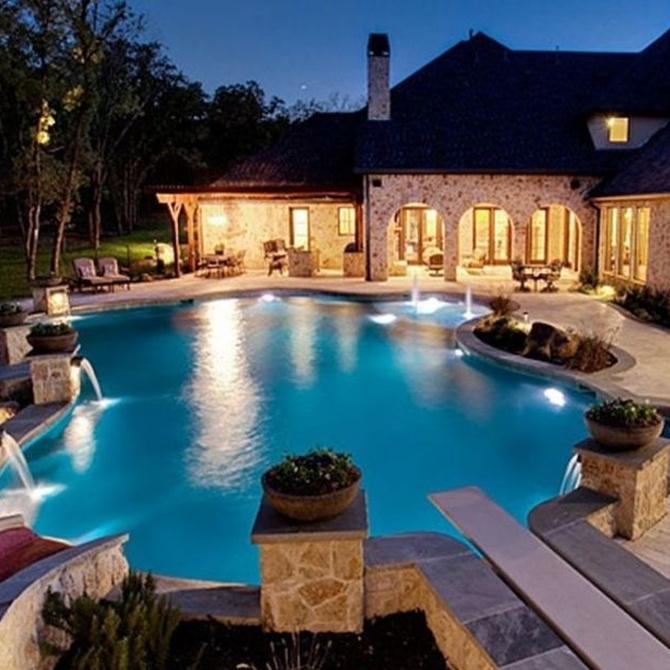 Las nuevas tendencias en piscinas para este verano