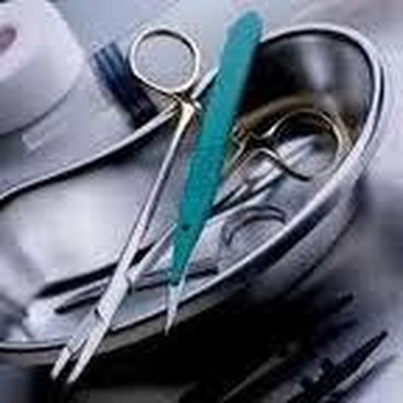 Cirugía general: Especialidades de Clínica Veterinaria Albeitar