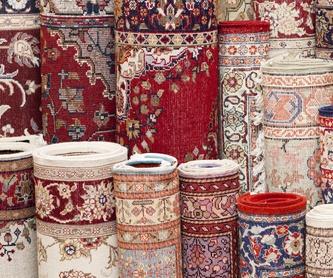 Limpieza de sofás y tresillos: Tintorería de Tintorerías García