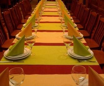 CARTA: MENUS Y CARTA de Mesón Restaurante El Pesebre