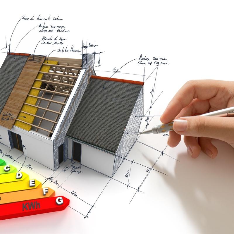 Construcción sostenible: Áreas de trabajo de Seriesa