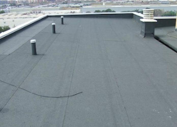 Impermeabilización de cubiertas planas.: Servicios  de Reicom Madrid