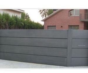 Puertas correderas de viviendas