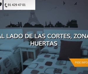 Hostales en Madrid | Hostal Bruña