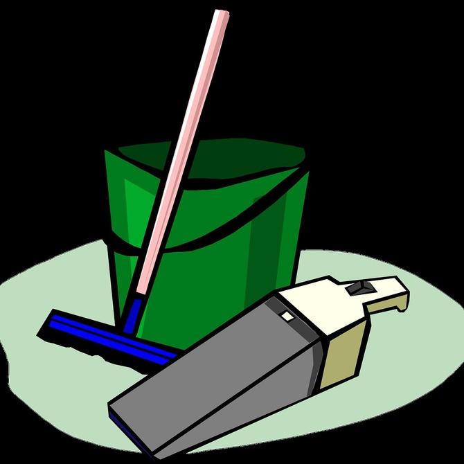 Limpieza y desinfección sin lejía