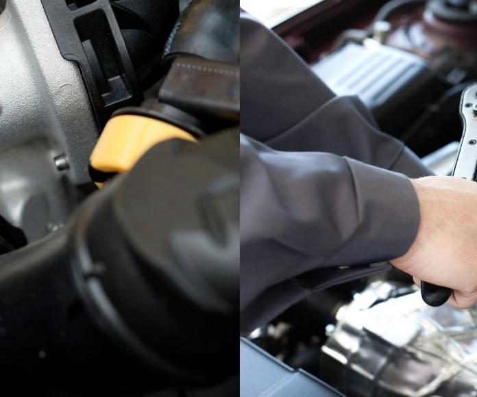 Reparación de turbos: Servicios de Rectificados Montero