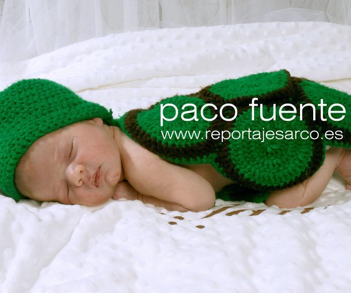 Fotografía de bebés en Burgos. Fotógrafo en Burgos