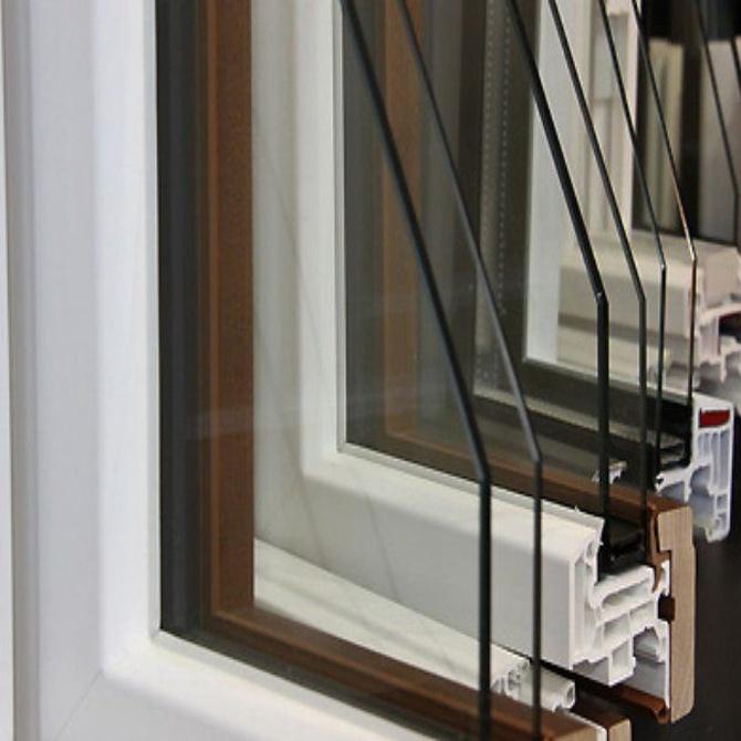 La rotura del puente térmico en las ventanas