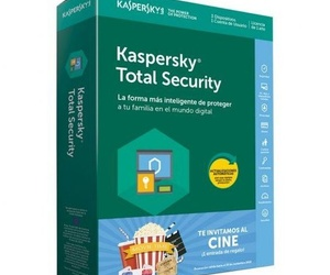 Promoción Antivirus Kaspersky Total Security