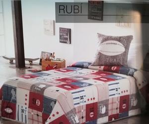 Edredón modelo Rubí en Gijón