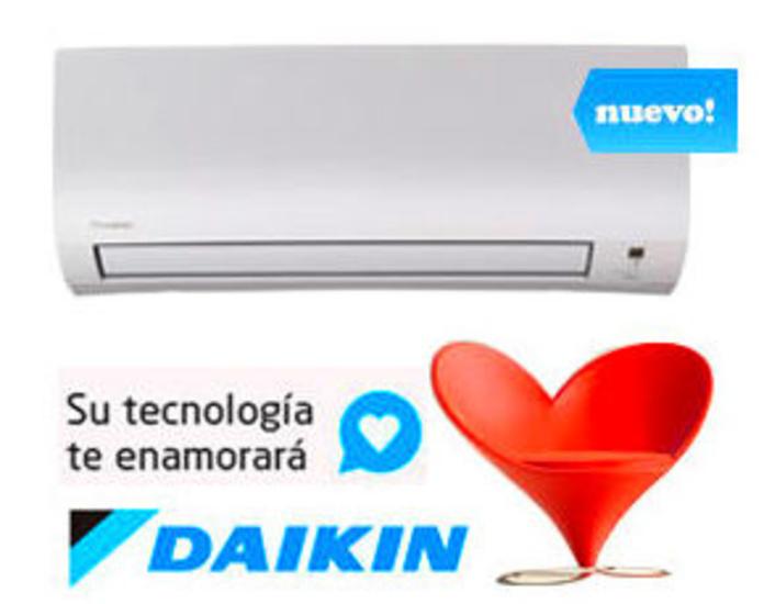 Aire acondicionado Daikin 2017 Madrid Usera