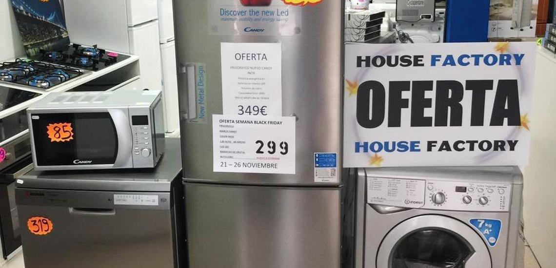 Electrodomésticos baratos en Carabanchel, Madrid