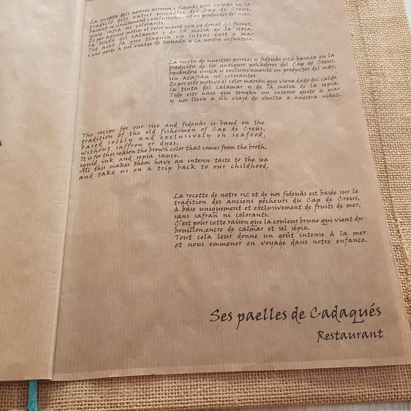 El Chef: Ses Paelles de Cadaqués de Ses Paelles de Cadaqués