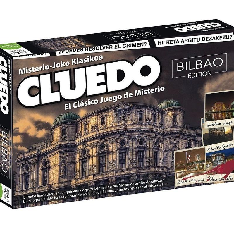 CLUEDO BILBAO ELEVEN 11 FORCE