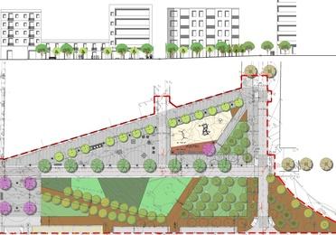 Proyecto constructivo para la reurbanización de la C/ Sant Joan de Malta