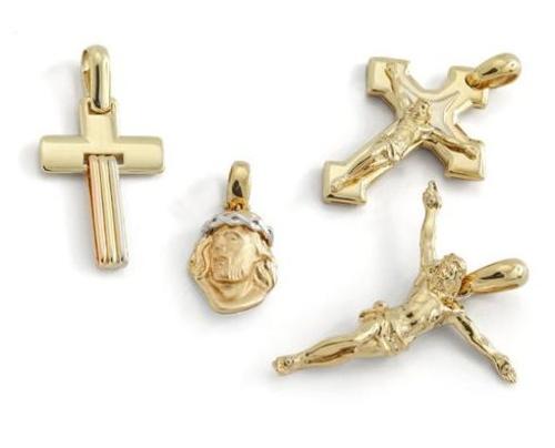 Colgantes de oro
