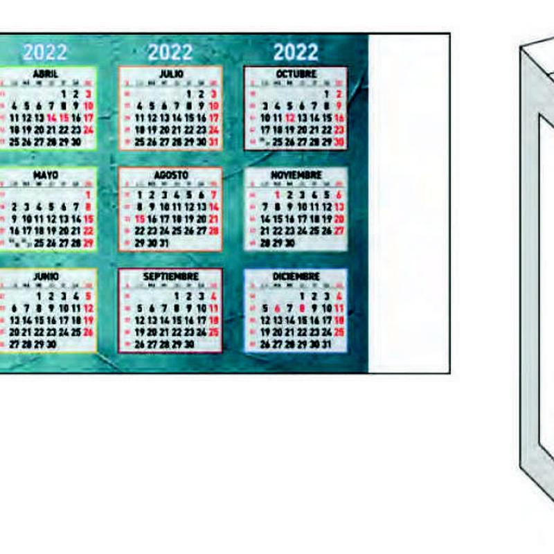 Cubilete Hexagonal ref 1: Nuestros Productos de Gráficas Kalendex