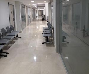 Cristalería para hospital