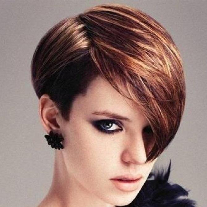 ¿El pelo corto es apto para todos los rostros?