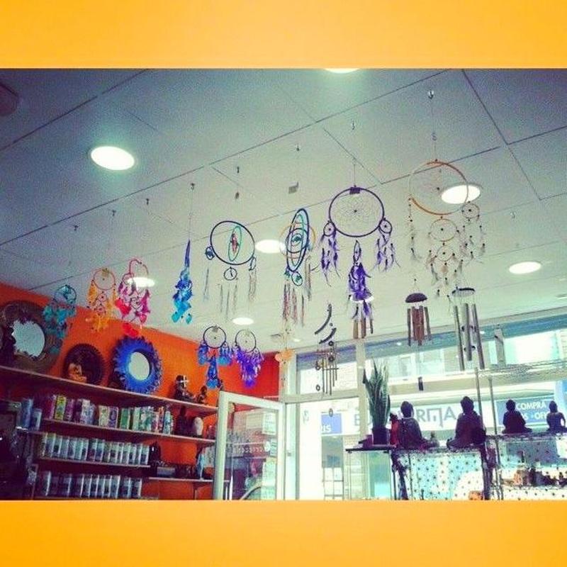 Atrapasueños: Cursos y productos de Racó Esoteric Font de mi Salut