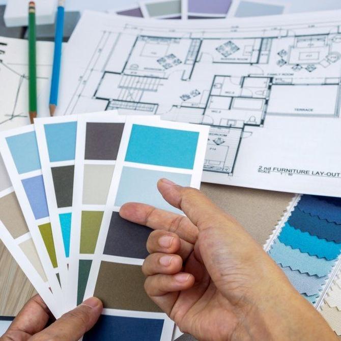 El significado de los colores en la decoración de interiores