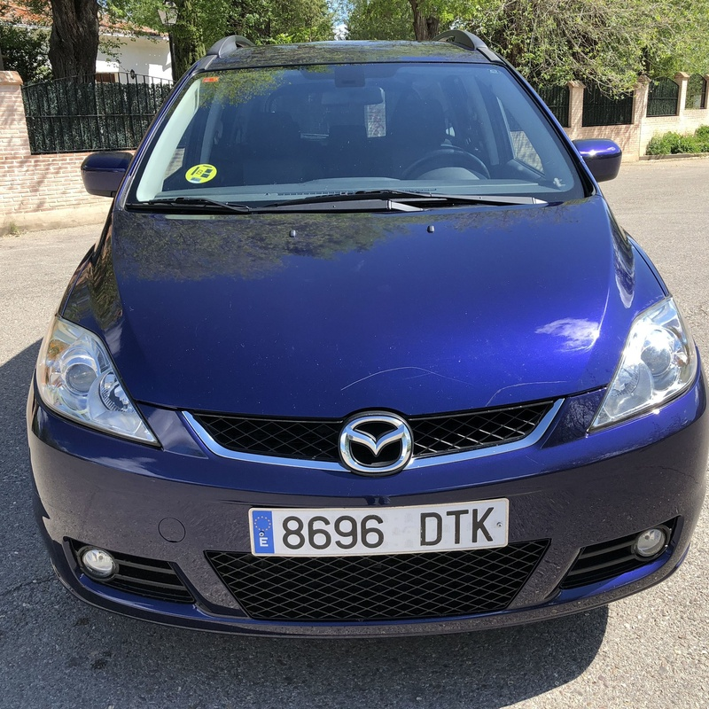 Mazda 5 2.0 145 cv Sportive: Todo nuestro stock de M&C Cars