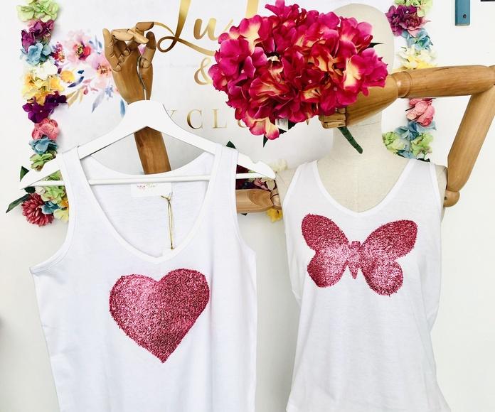 """Camisetas colección """"GLOW"""""""