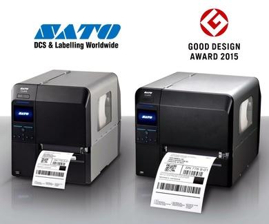 Sato recibe el Good Design Award por las Impresoras CLNX