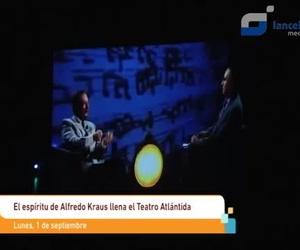 Concierto homenaje Alfredo Kraus