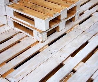 Muebles de palets: Productos de Uspal, S.L.U.