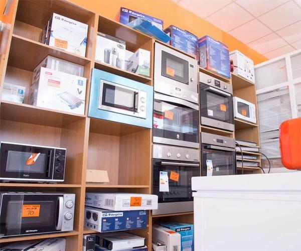 Venta de hornos y microondas en Cuenca