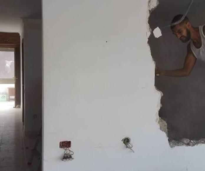 Albañilería: Servicios de Felipe Marrero. Reformas