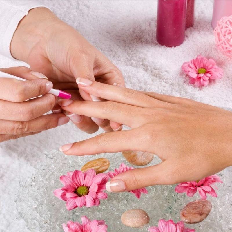 Productos: Servicios de Nails Madrid