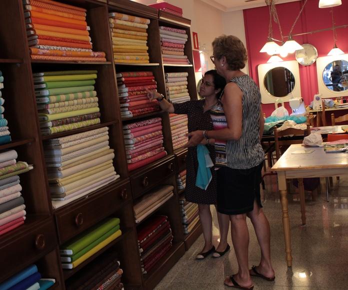 Cursos y monográficos de patchwork: Servicios de Nadal Verd