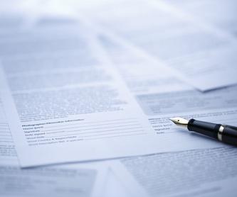 Para acudir a la Notaría - Documentos: Especialidades de Notaría Dª Jéssica Peón García