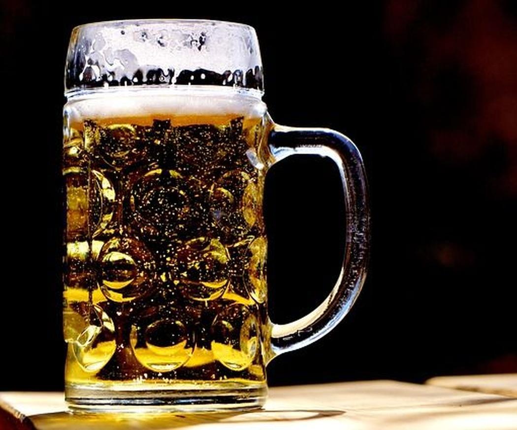 Bebe sano fuera de casa