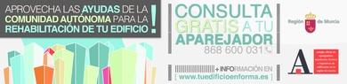Ayudas en la Rehabilitación de Viviendas Región de Murcia. Informes de IEE.