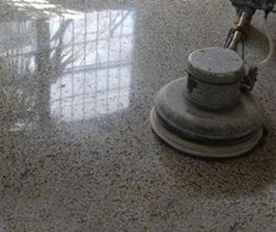 Abrillantado de pavimentos
